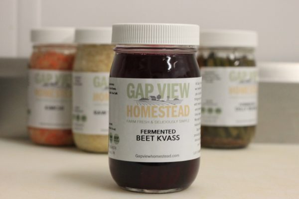 Fermented Beet Kvass for Sale