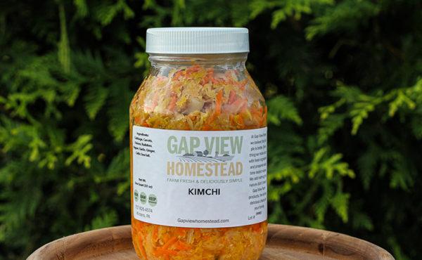 buy organic fermented kimchi