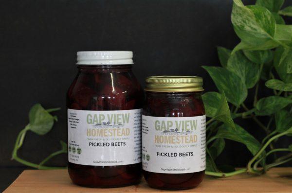 pickled beets quart pint