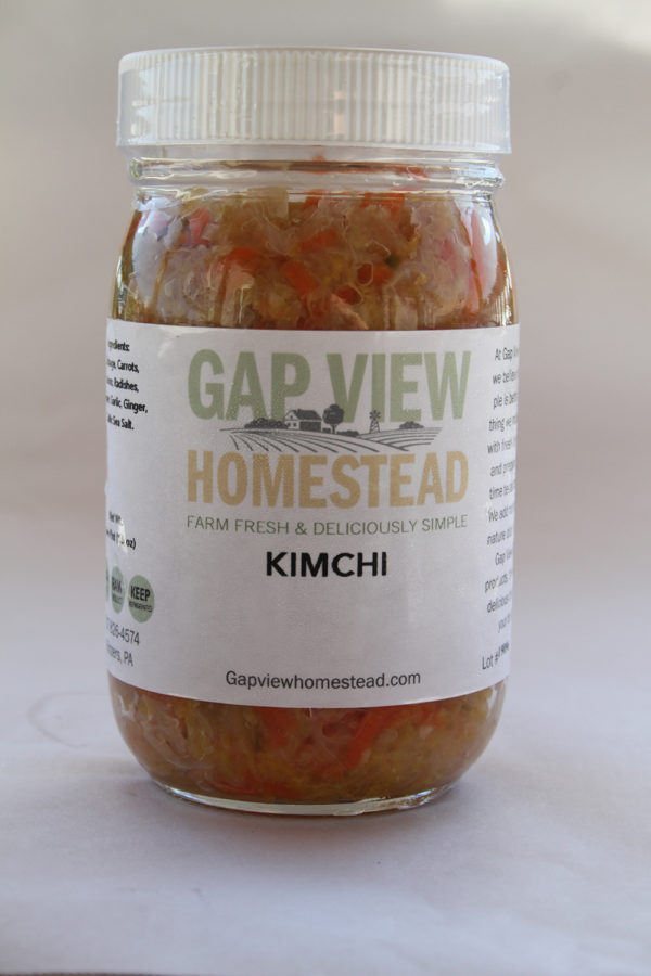 fermented vegetables for sale kimchi gap view homestead