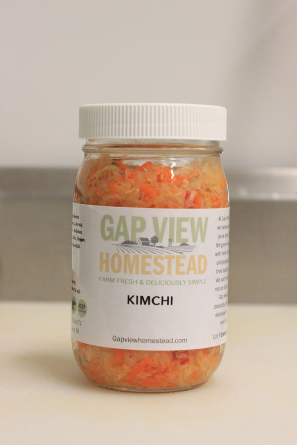 kimchi for sale gap view homestead