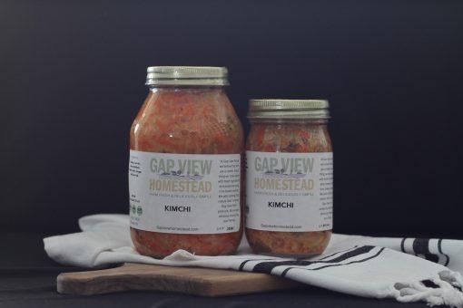 Kimchi qt and pt